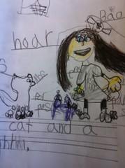 """Math Buddies"" (Jeffrey) Tags: school art ava writing parents singing drawing visit math arithmetic mathbuddies"