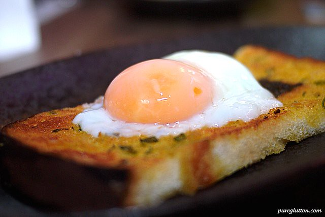 poached egg