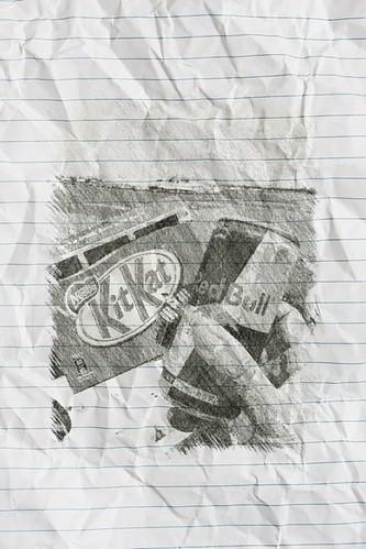 【iPhoneアプリ】Pencil Sketch 230円はシンプルでサクサクと鉛筆スケッチ画にしてくれます 19