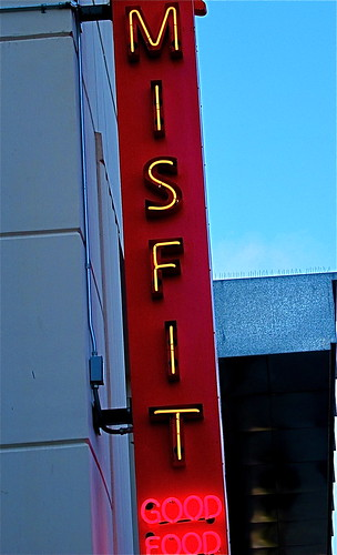 Misfit Sign