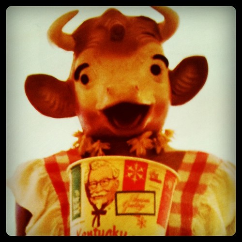 KFC cow