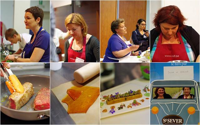 Salon du blog culinaire à Bruxelles