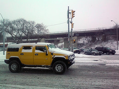 Hummer on Ice