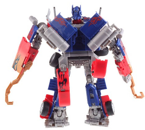 Transformers Autobots Optimus Action Figure & Toy From Pandawill