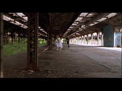 Michigan Central Station in Film: 'Polish Wedding' (mcsdetroitfriend) Tags: film michigan detroit 1998 mcd mcs clairedanes michigancentralstation polishwedding