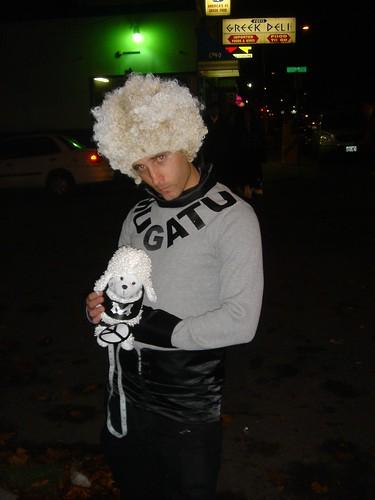 2009 Porltand Halloween - East Burn