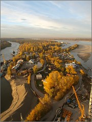 Barnaul - one day trip (noookm) Tags: life city trip autumn roof river town view russia barnaul