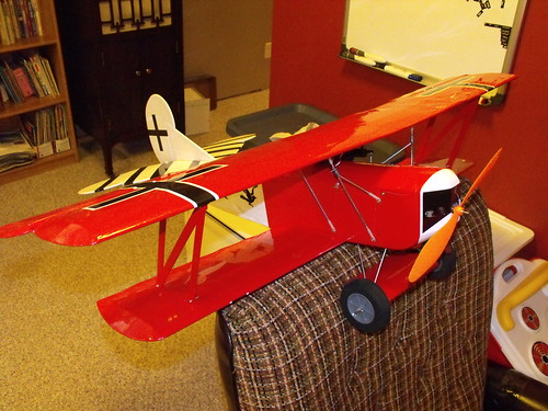 Fokker Repaired