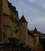 Old architecture (Yeshwanth Rao) Tags: road street old morning lake castle fountain saint st dawn switzerland early town europe geneva cathedral swiss go jet lausanne peter e round merry mont blanc deau yesh cornavin yeshwanth