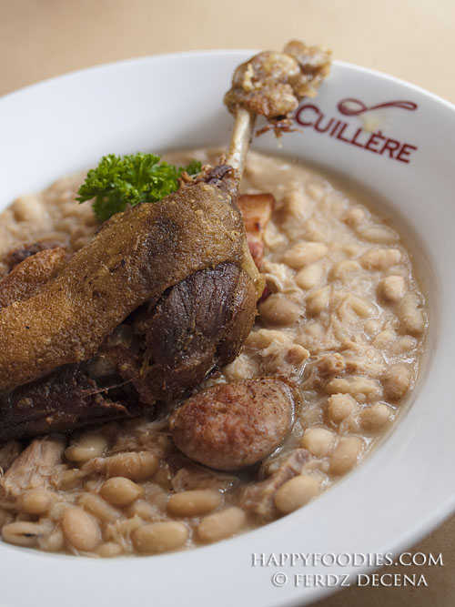 Cassoulet with Duck Confit (P795)