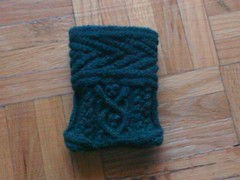 Forest Witch Camera Cozy - Front