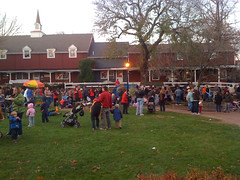 Main Court (penut) Tags: apple fest 2009 buckscounty iphone peddlersvillage