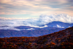 East Tennessee (Malcolm MacGregor) Tags: mountain fall colors clouds view tennessee east explore hero winner frontpage roan thechallengefactory