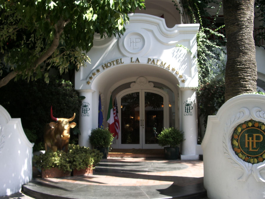 Capri hotel 2