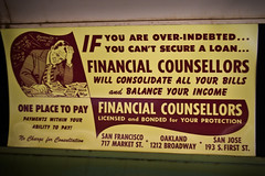 Debt Consolidation, Circa 1948