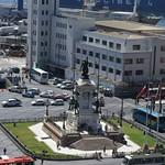 Valparaíso: Plaza Sotomayor SOTOMAYOR