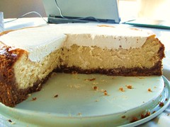brown sugar cheesecake - 12