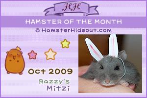 HOTM Oct 2009 - Mitzi