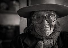 Doa Maria (Nilton Ramos Quoirin) Tags: old portrait woman india argentina hat lady mujer retrato indian vieja sombrero humahuaca jujuy seora