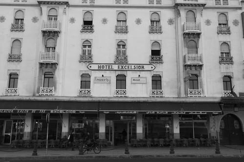 Hotel Excelsior, Casablanca.