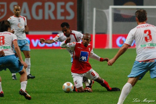 SC Braga x U. Leiria