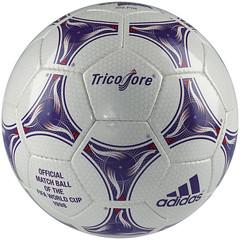 Balón Mundial futbol 1998 Tricolore France
