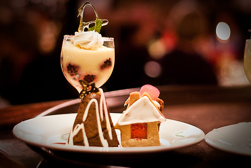 Christmas Tea Dessert (by John Brainard)