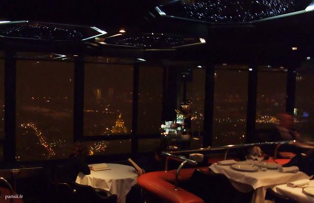 Superbe panorama parisien