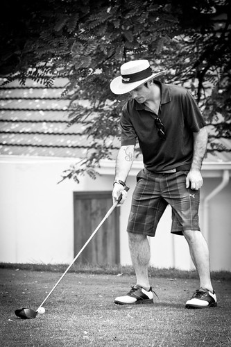 Rectron Golf Day - Tee Off-10