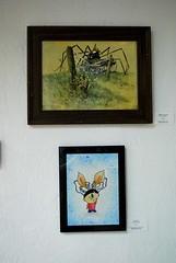Jared Konopitski (jnoriko) Tags: art gallery artshow vox 2ndsaturday artistsreception december2009 jaredkonopitski theurbanhive secondsatruday