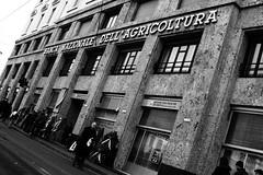 Banca Nazionale dell'Agricultura, Piazza Fontana, Milano