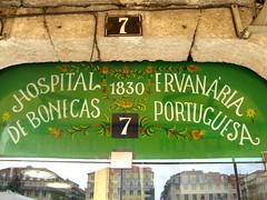 Hospital de Bonecas (Markus Lske) Tags: street urban streetart art portugal painting graffiti mural arte lisboa lisbon kunst urbanart lissabon graffito bild muralha malen wandmalerei gemlde zeichnen strase sprhen sprayen lueske lske