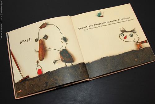 Christian Voltz: La caresse du papillon