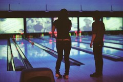 (fivefortyfive) Tags: film coral minolta bowling chanelle fivefortyfive itwasfunthough trippybowlingalley ionlygottobowlhalfagame spongebobcredits woooo30thexplore maggieannre
