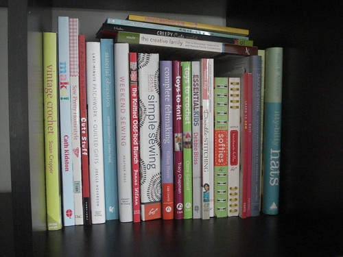 crafty books