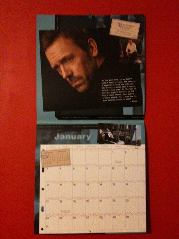 House Calendar Jan10