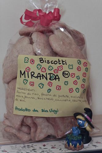 i biscotti Miranda™