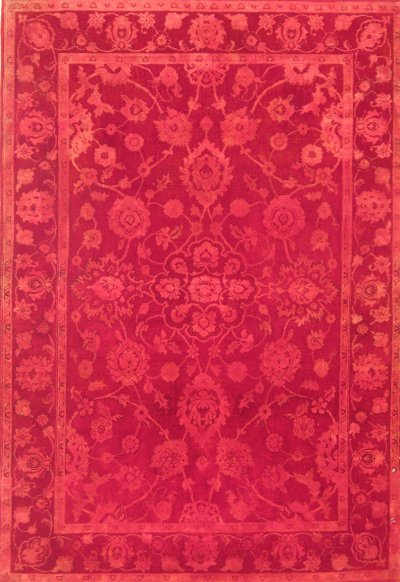 ABC Carpet & Home color reform RAJPUT INDIA SILK WOOL
