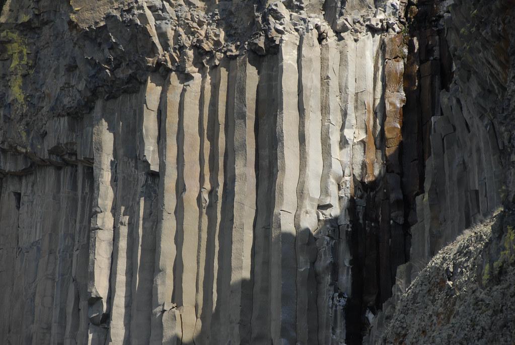 Basalt Columns.