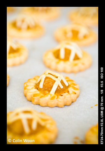 Pineapple Tart Cookies