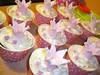Crown cupcakes (Niki SG) Tags: art cakes cookies cupcakes sugar baptism sugarpaste γλυκα βαφτιση χειροποιητα κεκακια sketiglyka κερασματα