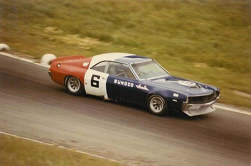 donahue amc javelin trans am
