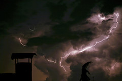 Temporale in arrivo - serie (ecoltex) Tags: clouds energy nuvole boom cielo thunderstorm lightning modena temporale