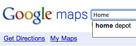 Google Maps Personalized