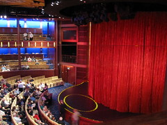 Celebrity Solstice theater
