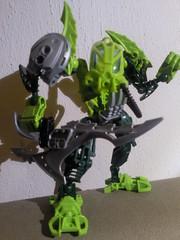 Toa Lesovikk stars (TakaNuva111) Tags: stars bionicle lesovikk