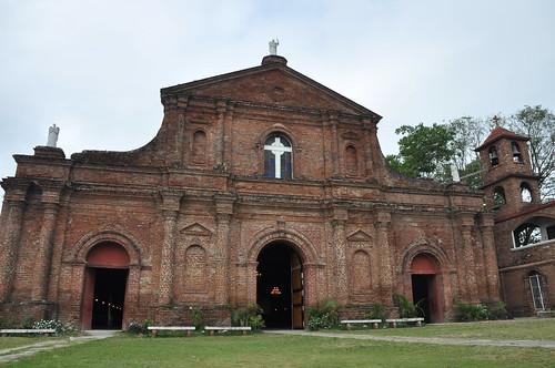 Saint Philomene Church in Alcala Cagayan Valley