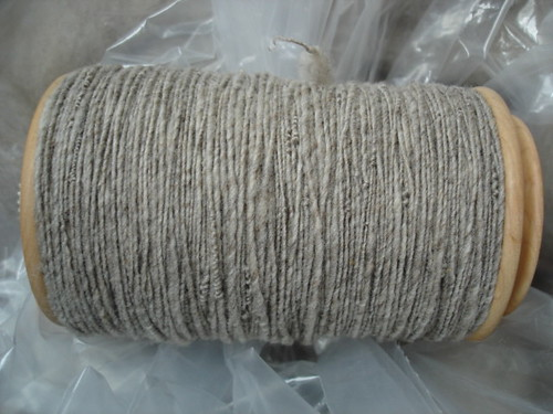 Corriedale fleece - 1st bobbin