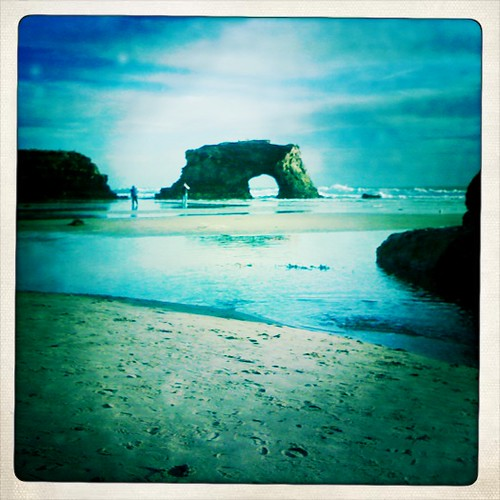Natural Bridges via HipstaPrint