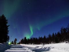 SUOMI (Jussi Salmiakkinen (JUNJI SUDA)) Tags: finland saariselkä フィンランド 冬 ラップランド 北極圏 オーロラ 極光 northanlights lapland lappi suomi
